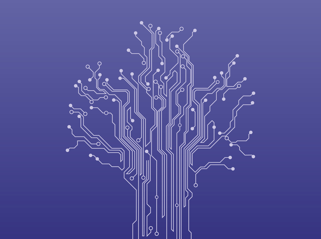 circuit tree vector