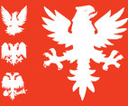 Heraldic Eagles Graphics