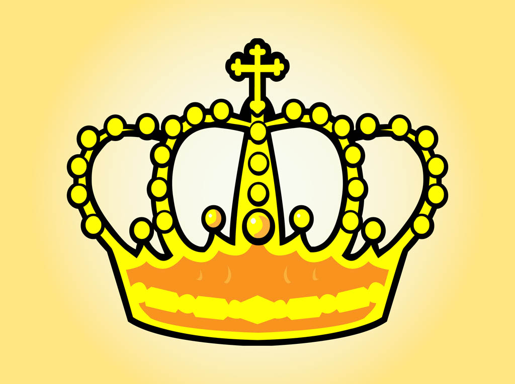 Cartoon Crown Vector Art Graphics Freevector Com Download a free preview or high quality adobe illustrator ai, eps, pdf and high resolution jpeg versions. cartoon crown vector art graphics