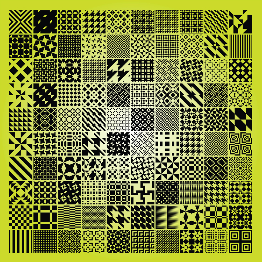 Geometric patterns pack Geometric patterns