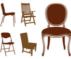 Chairs Silhouettes