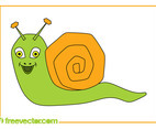Cartoon Snail Graphics