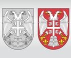 Serbia Coat Of Arms