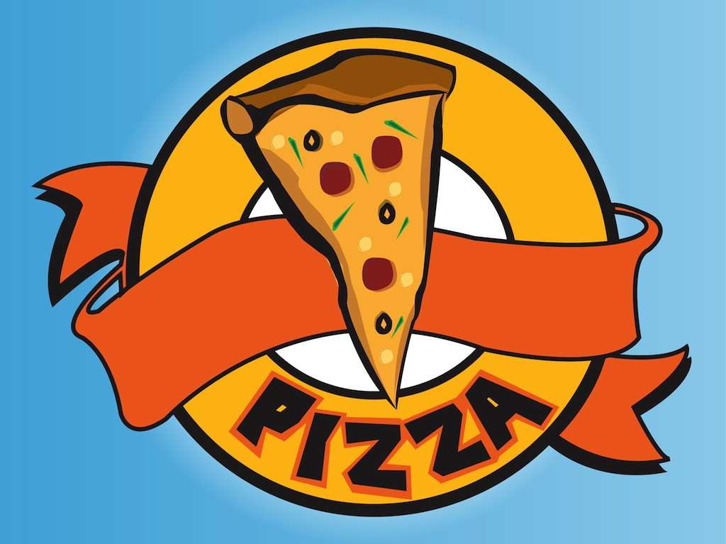 pizza logo vector art graphics freevector com rh freevector com cartoon pizza closing logos cartoon pizza logo effects