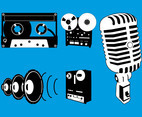 Audio Equipment Graphics