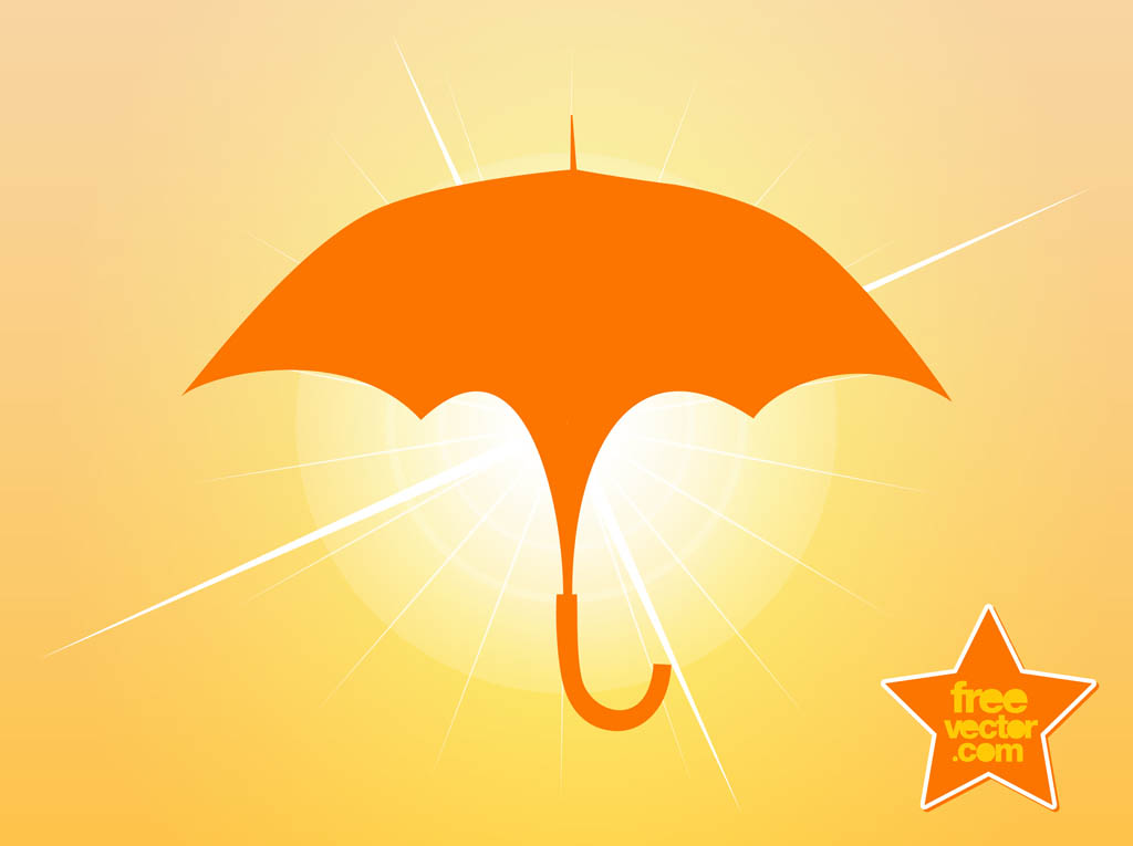 Umbrella Vector Symbol
