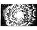 Antique Clouds Drawing