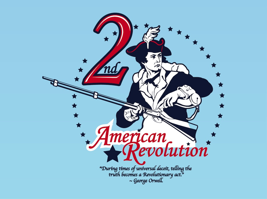 second american revolution Find a dr martin luther king, jr & malcolm x - the second american revolution  - his way or his way first pressing or reissue complete your dr martin luther.
