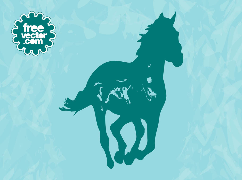 Horse Vector Graphics