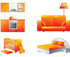Furniture Graphics Set