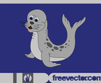 Cartoon Seal