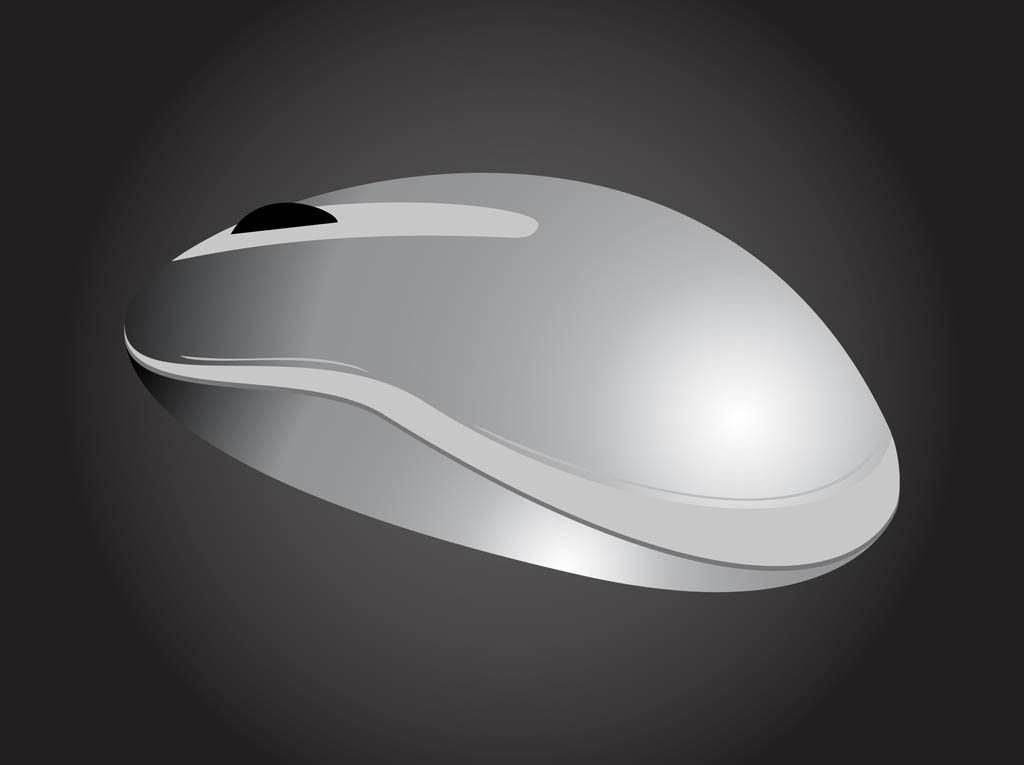 Computer Mouse Icon Graphic