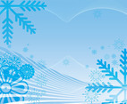 Winter Snow Vector