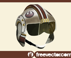 Star Wars Rebel Pilot Helmet