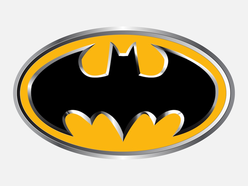 Batman Logo Vector Art Graphics Freevector