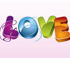 Love Vector Logo