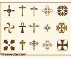 Crosses Set