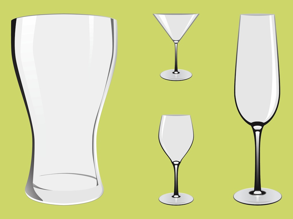 Alcohol Glasses