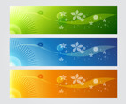 Colorful Banner Graphics