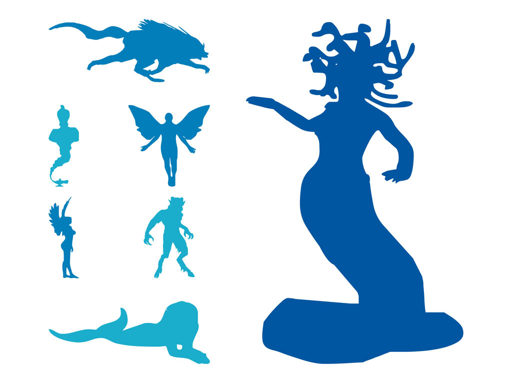 clip art mythical animals - photo #18