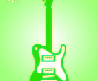 Electric Guitar Vector Graphics