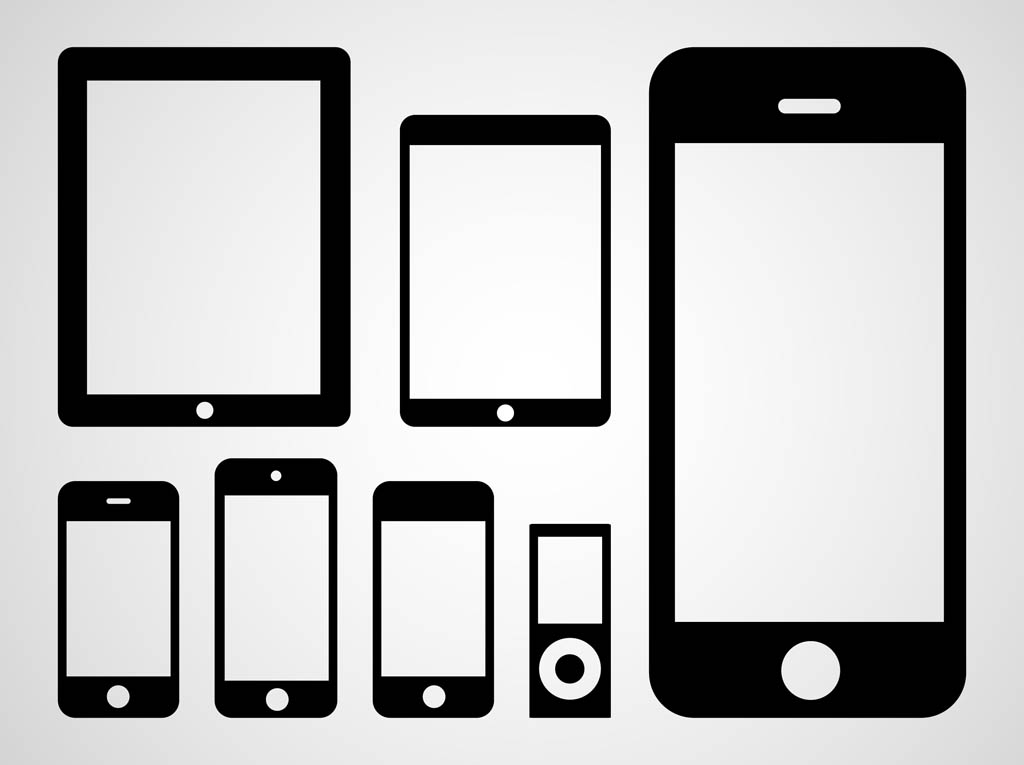 Go Back > Gallery For > Iphone Outline Vector Iphone Silhouette Icon