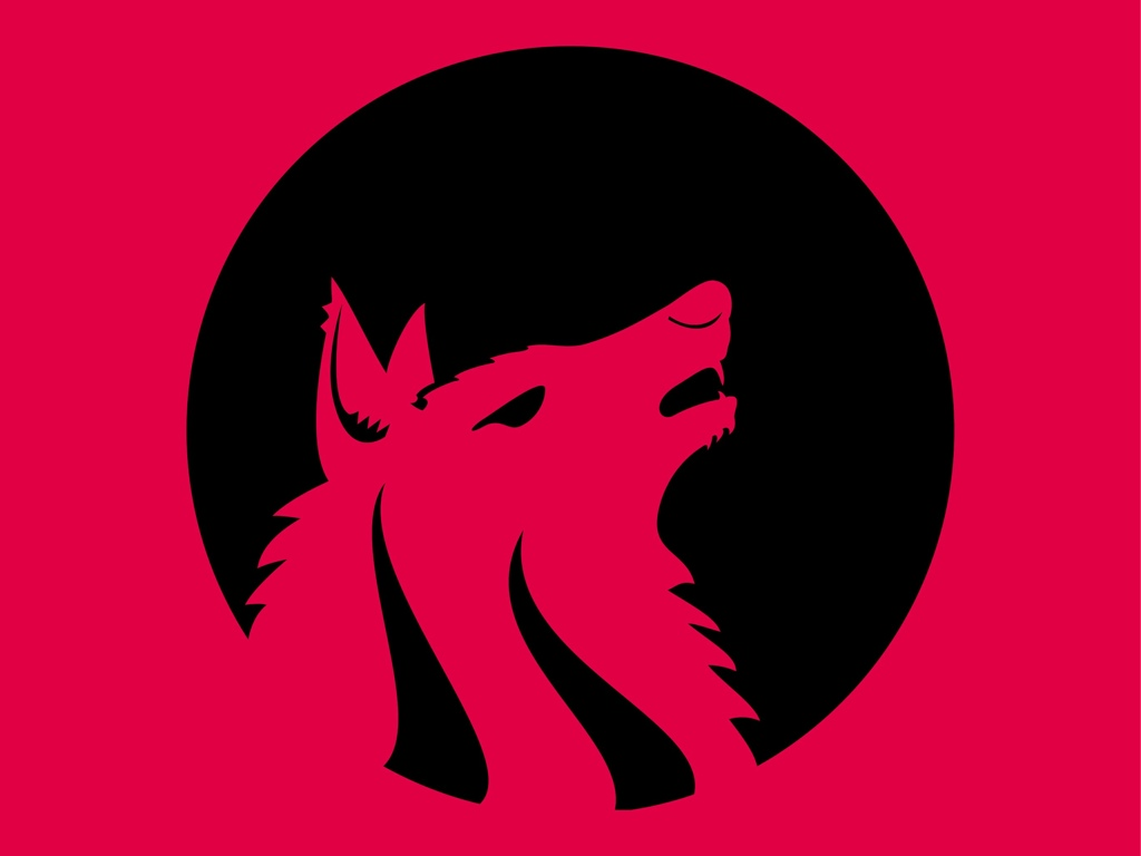 Wolf Icon: freevector.com/wolf-icon