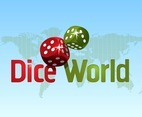 Dice World Logo