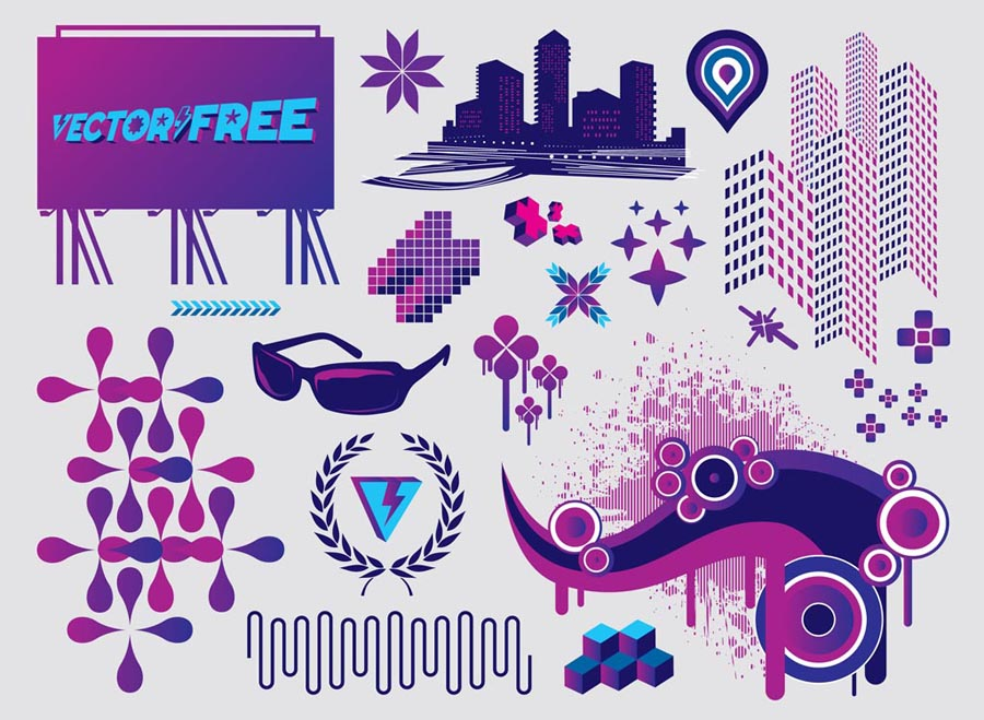 Cool Free Graphics Pack