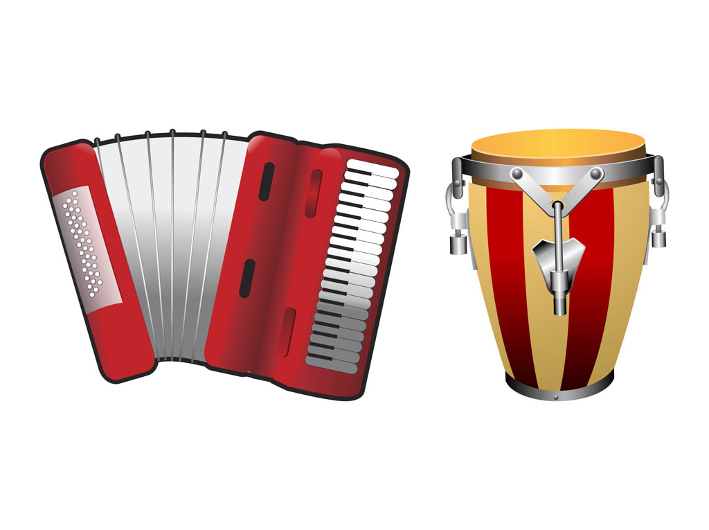 Musical Instruments Designs
