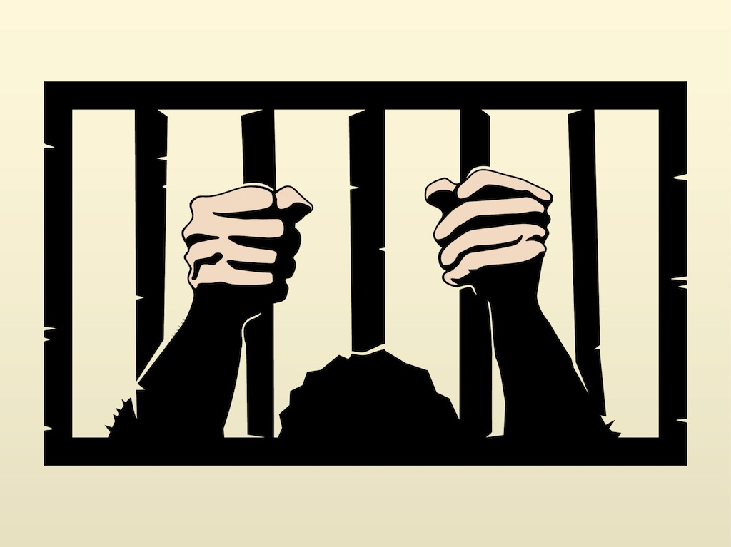 Prisoner Cell Vector Art Amp Graphics Freevector Com