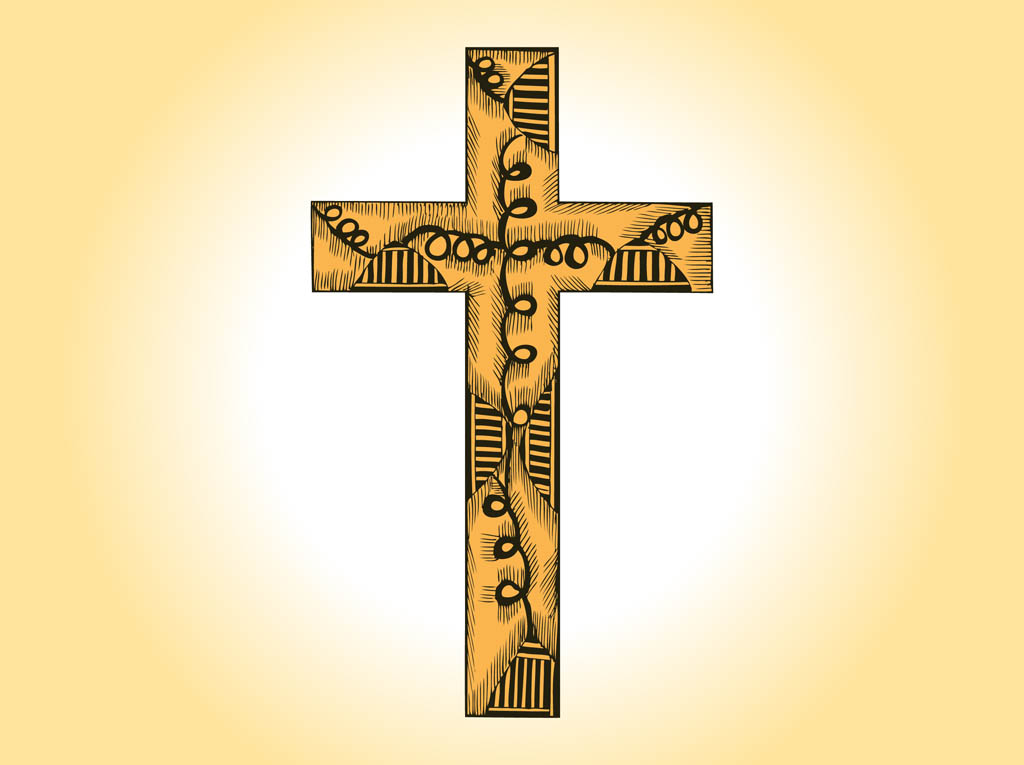 Wooden Cross - Shutterstock