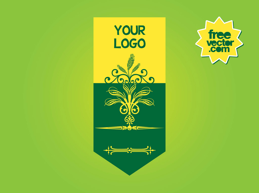Nature Banner Vector