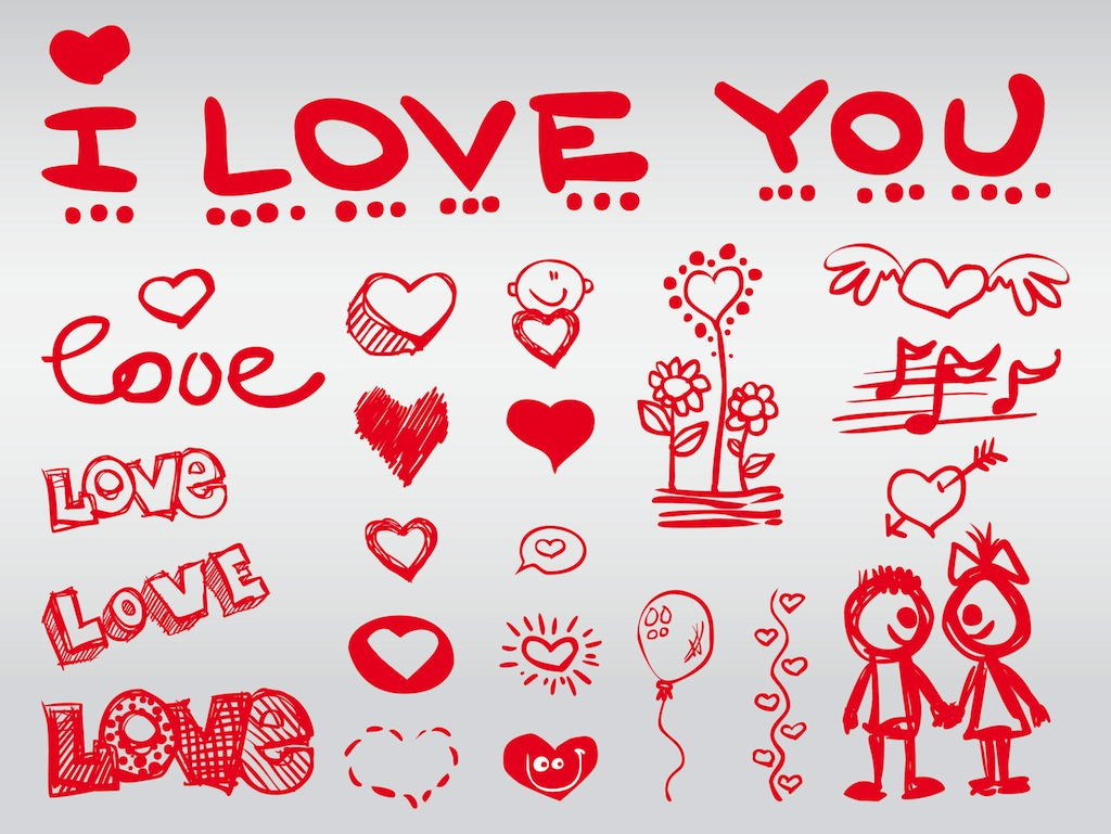 Cute Doodles To Draw For Your Girlfriend Love Doodles