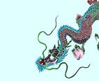 Asian Dragon Graphics
