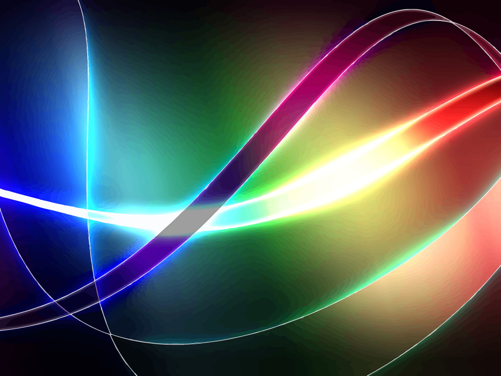 Colorful Swirls Wallpaper