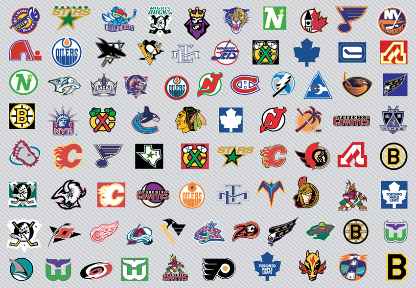 Nhl Hockey Logos Vector Art Graphics Freevector