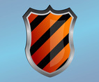 Striped Shield