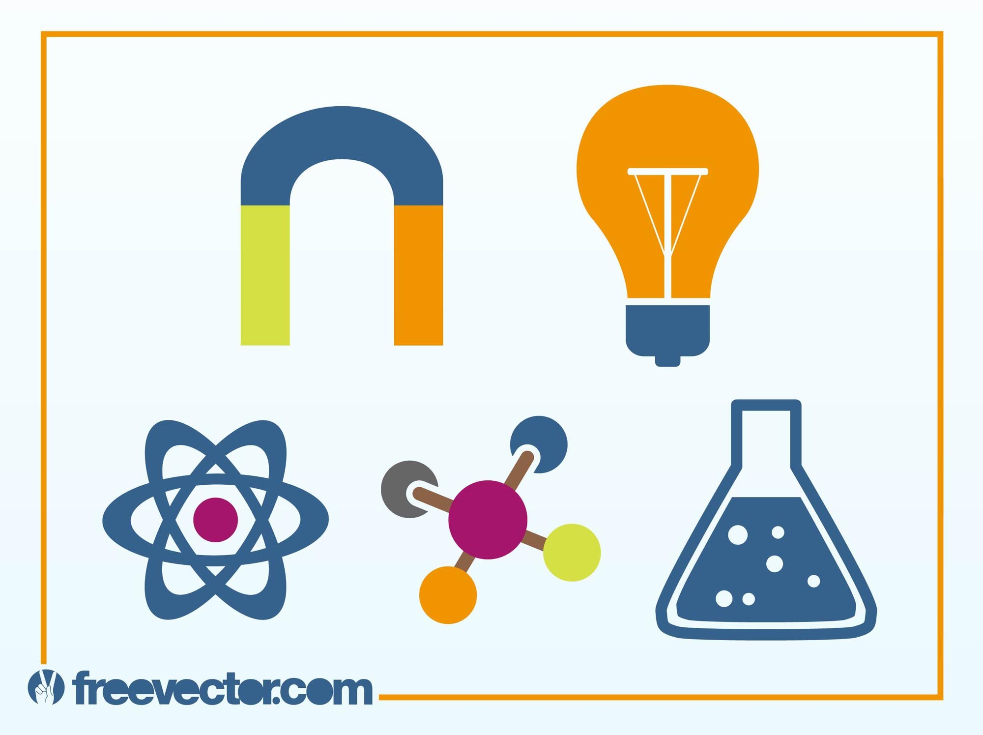 Science free vector download 1070 Free vector for