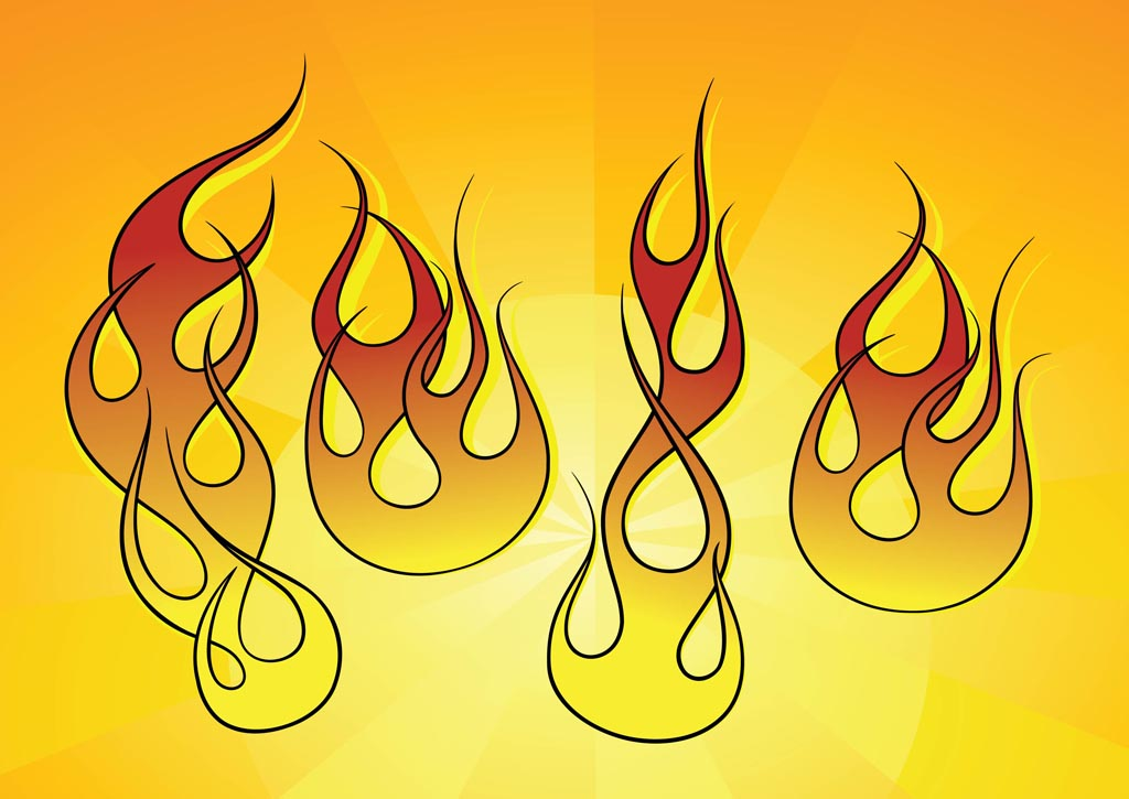 Flames Graphics