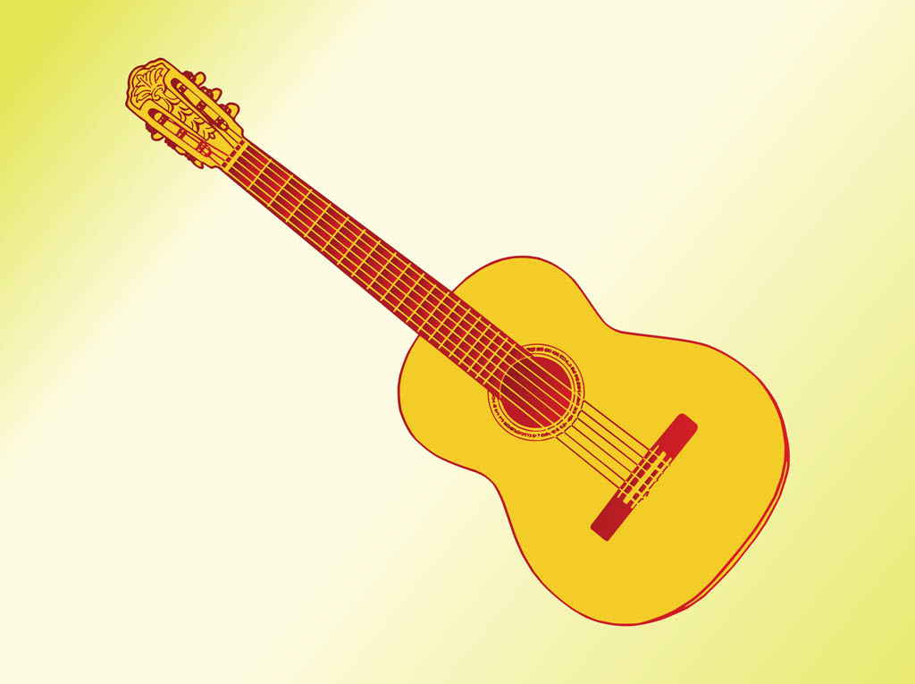 Acoustic Guitar Graphics