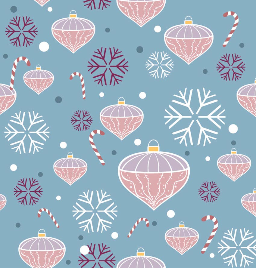Christmas Decoration Pattern