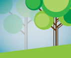 Vector Tree Graphics