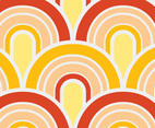 Waving Pattern Vector