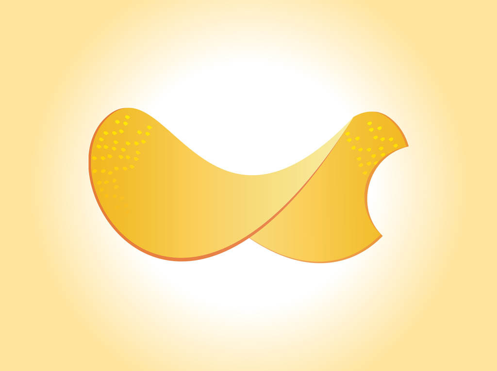 Potato Chip Vector