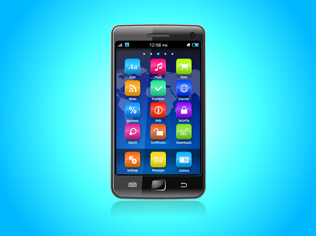 vector free download phone - photo #1