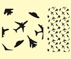 Flying Objects Pattern
