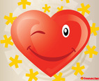 Heart Vector Cartoon