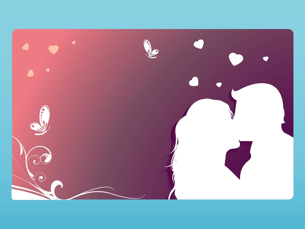 Kissing Couple Graphics