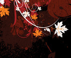 Autumn Poster Graphics